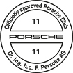 Officially approved Porsche Club 11